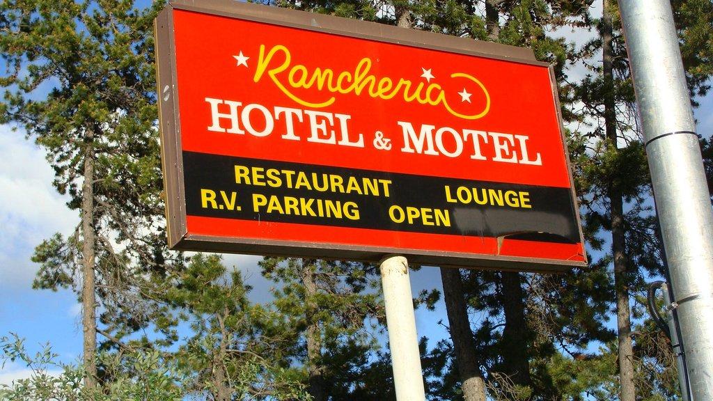 Rancheria Motel & Cafe