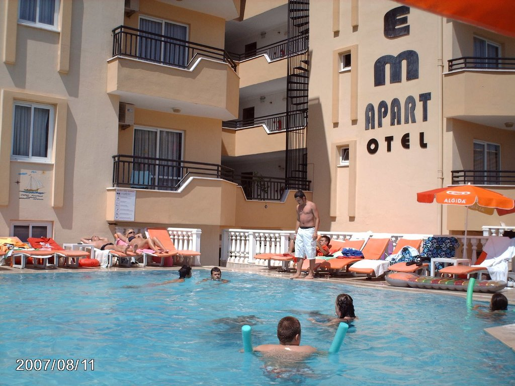 Irem Apartments