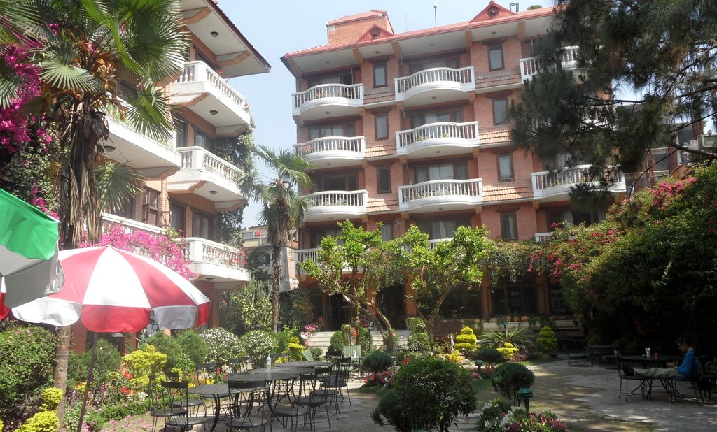 ニルヴァナ ガーデン ホテル