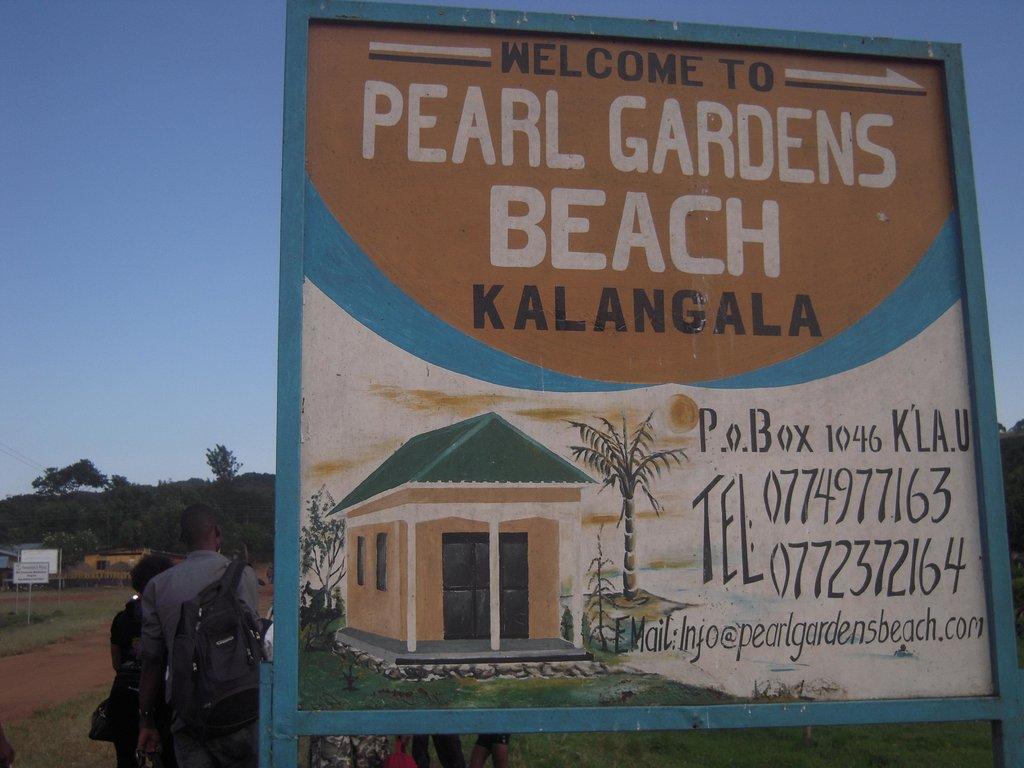 Pearl Gardens Beach Resort Kalangala