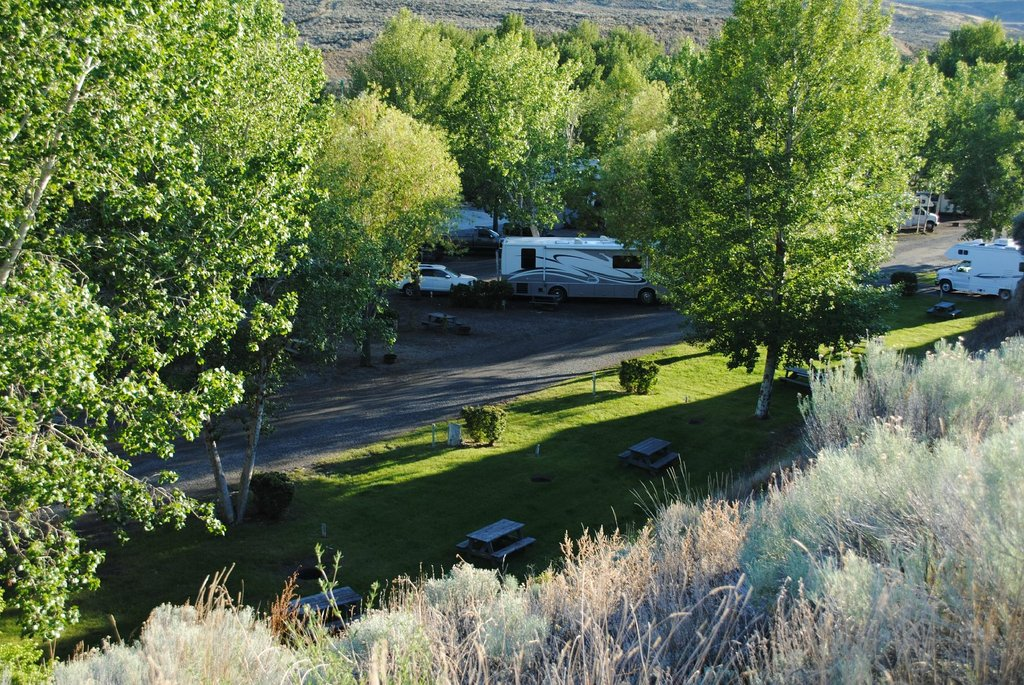 Brookside Campsite