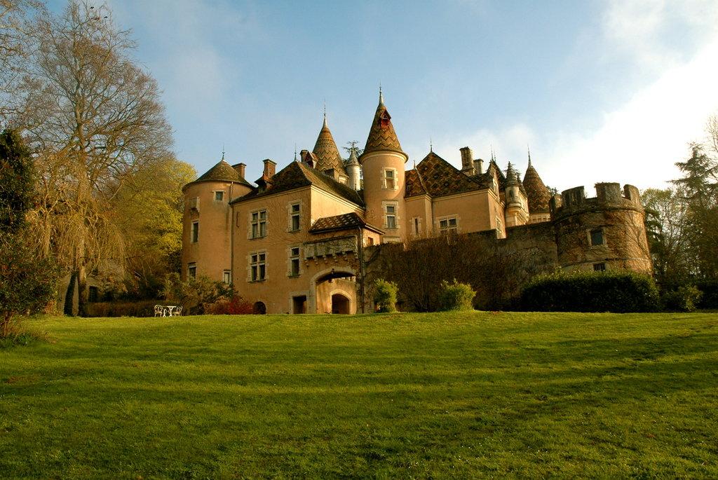 Chateau de Burnand