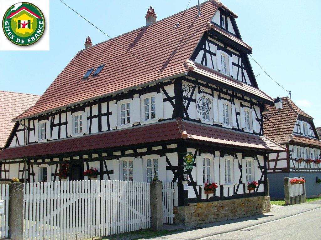 Maison des Gîtes Ungerer