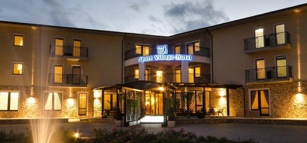 スポート ビレッジ ホテル & スパ