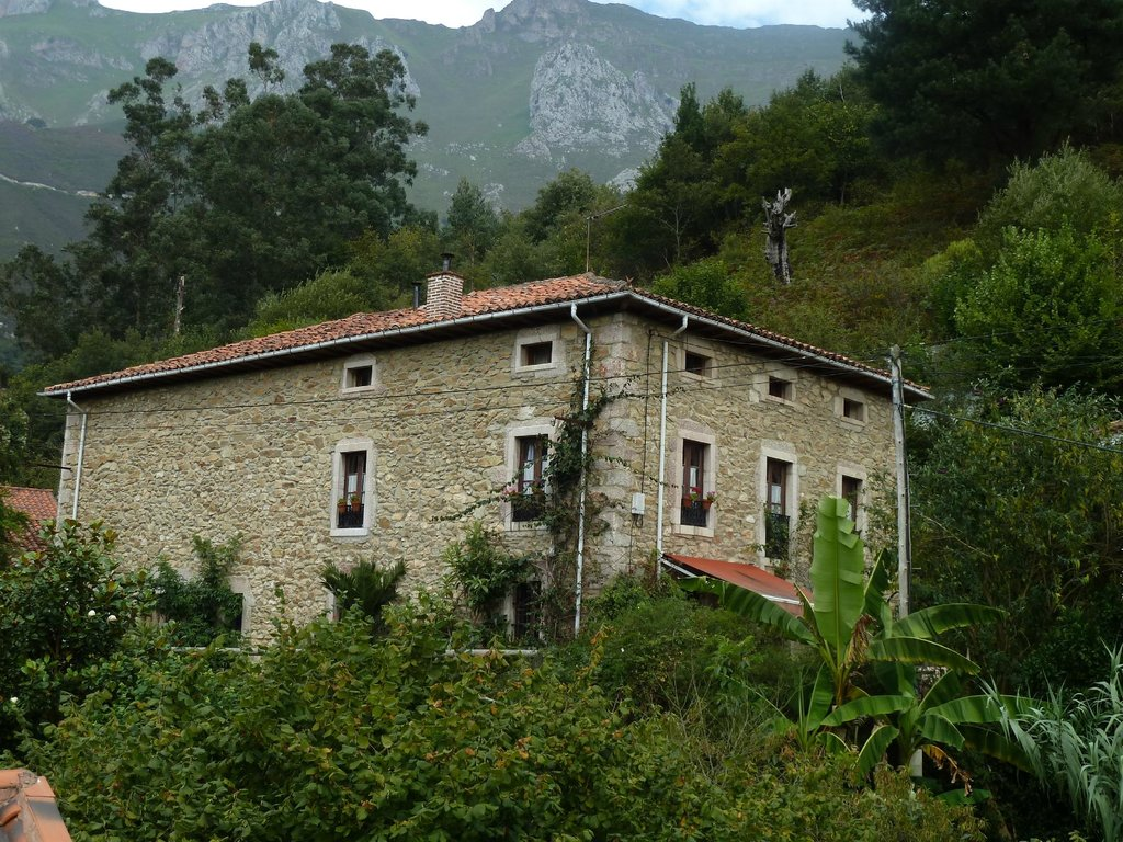 Casa rural la valleja