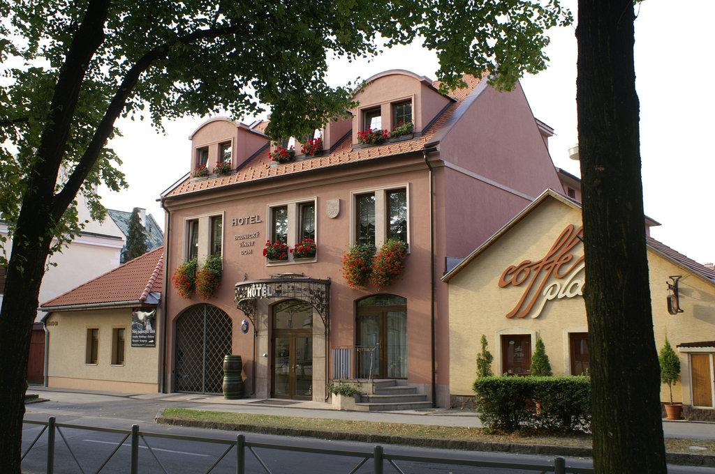 Hotel Bojnicky Vinny Dom