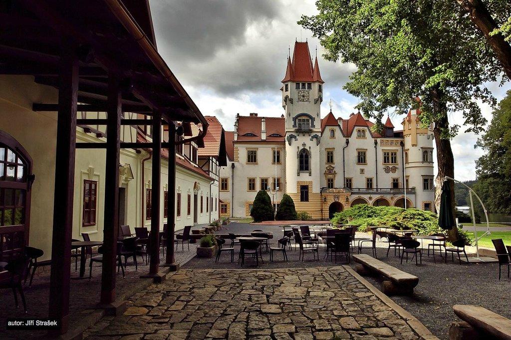 Chateau Zinkovy