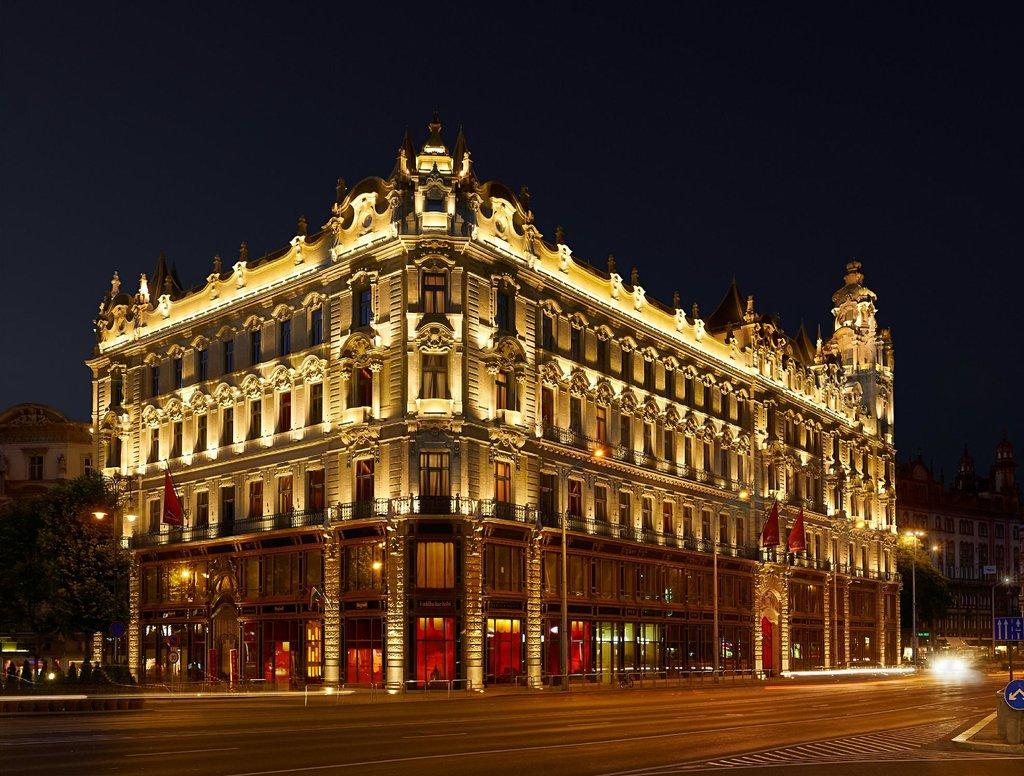 ブッダ - バール ホテル ブダペスト クロティルド パレス