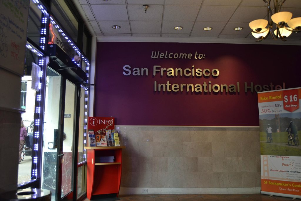 San Francisco International Hostel
