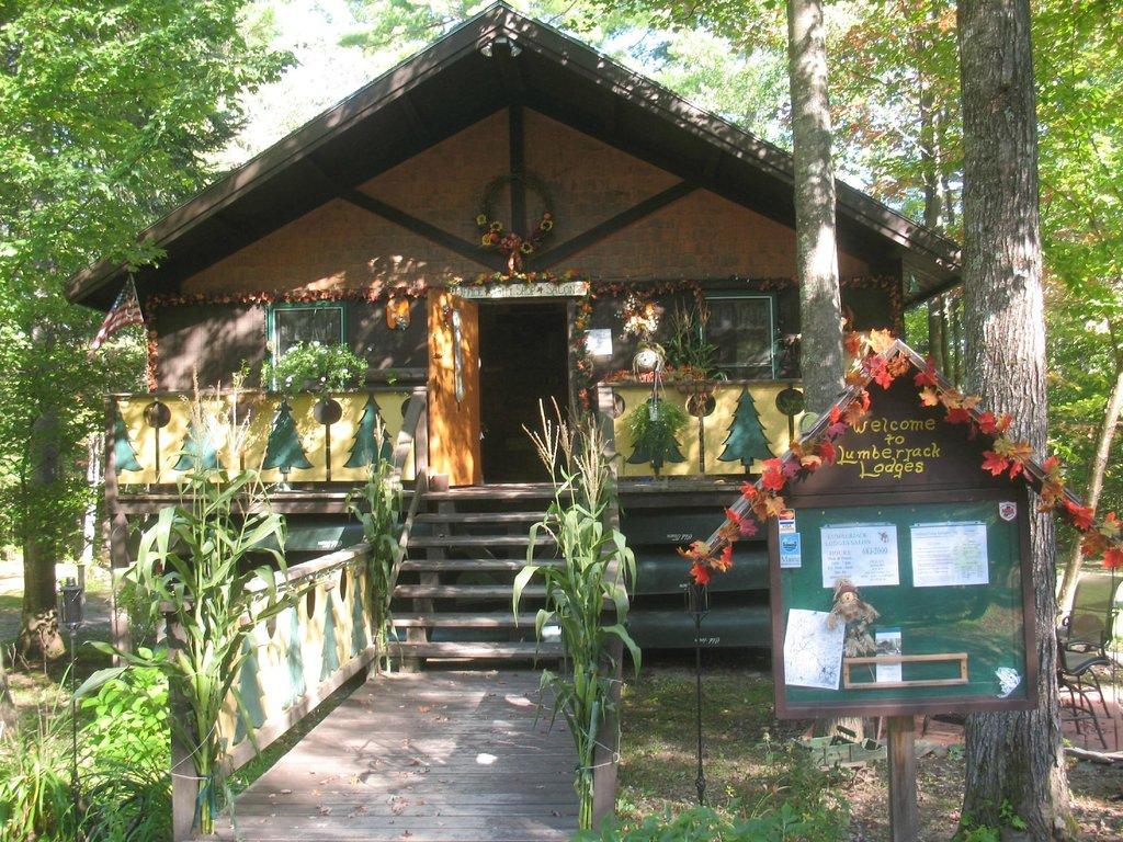 Lumberjack Lodges