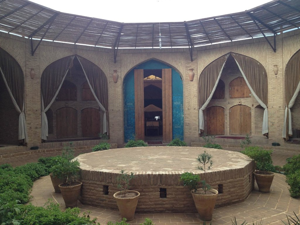 Moshir Caravanserai Yazd Hotel