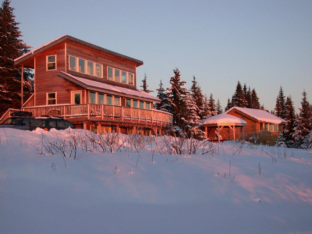 Twin Creeks Trailhead Lodge & Retreat