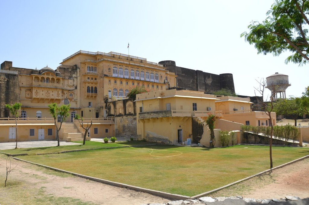 Roopangarh Fort