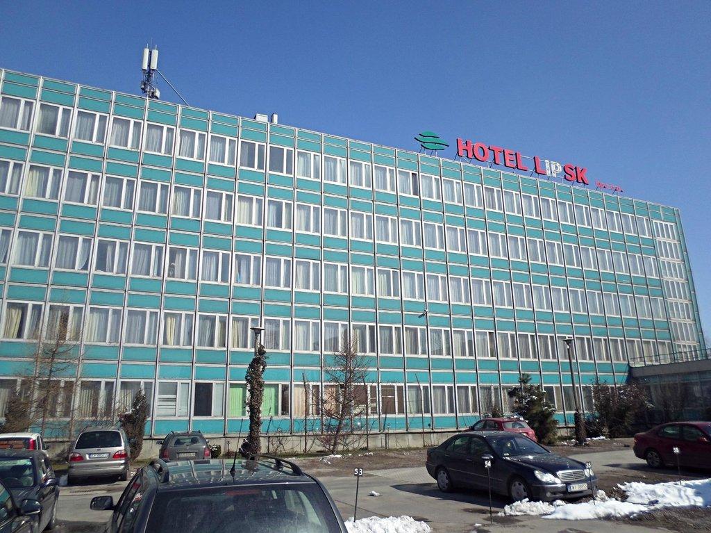 Hotel Lipsk