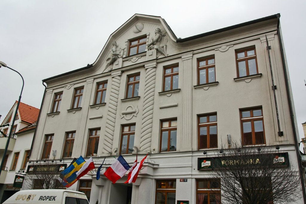 Grand Hotel & Restaurant Nymburk