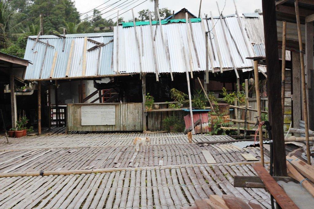 Bidayuh Annah Rais Longhouse Homestay