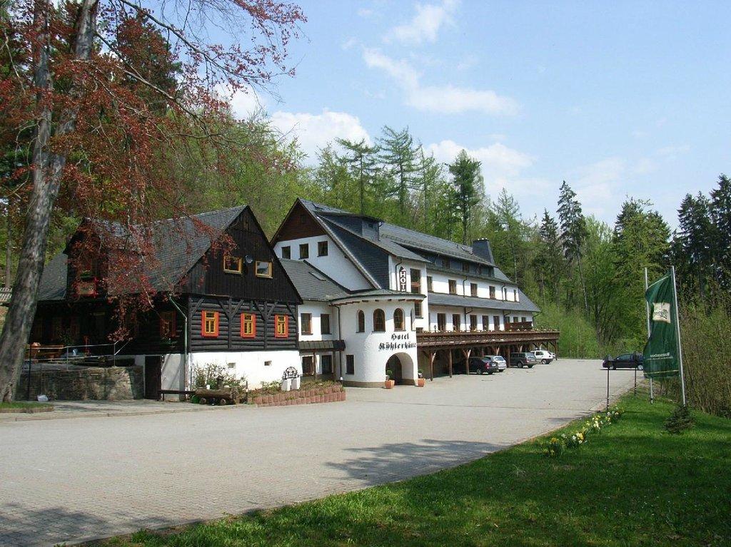 Hotel und Restaurant Kohlerhutte