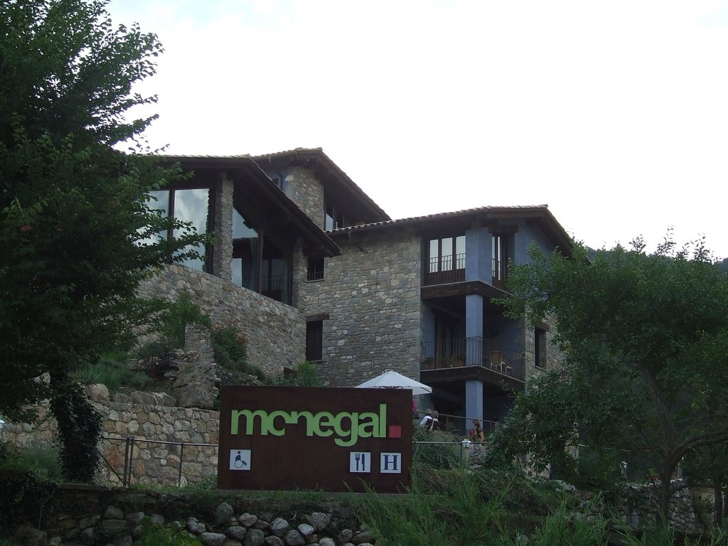 ‪Hotel monegal‬