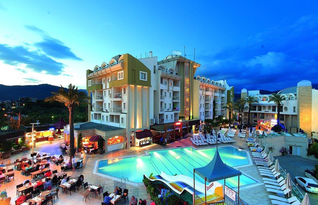 西提亞大飯店