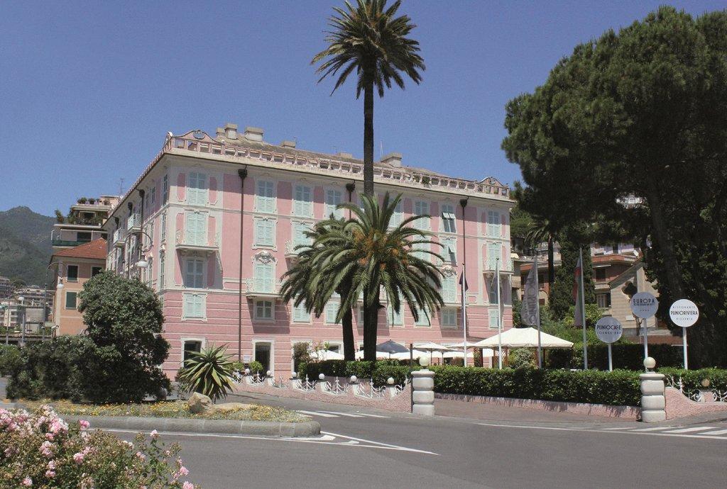 歐洲設計 1877 溫泉飯店