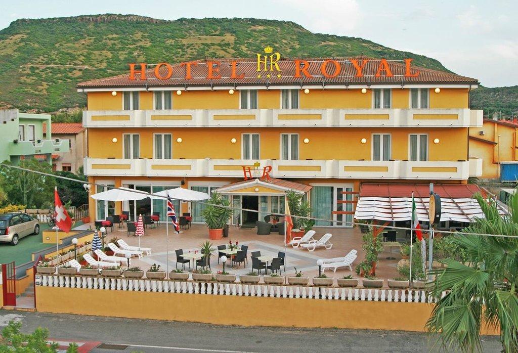Royal Hotel Bosa
