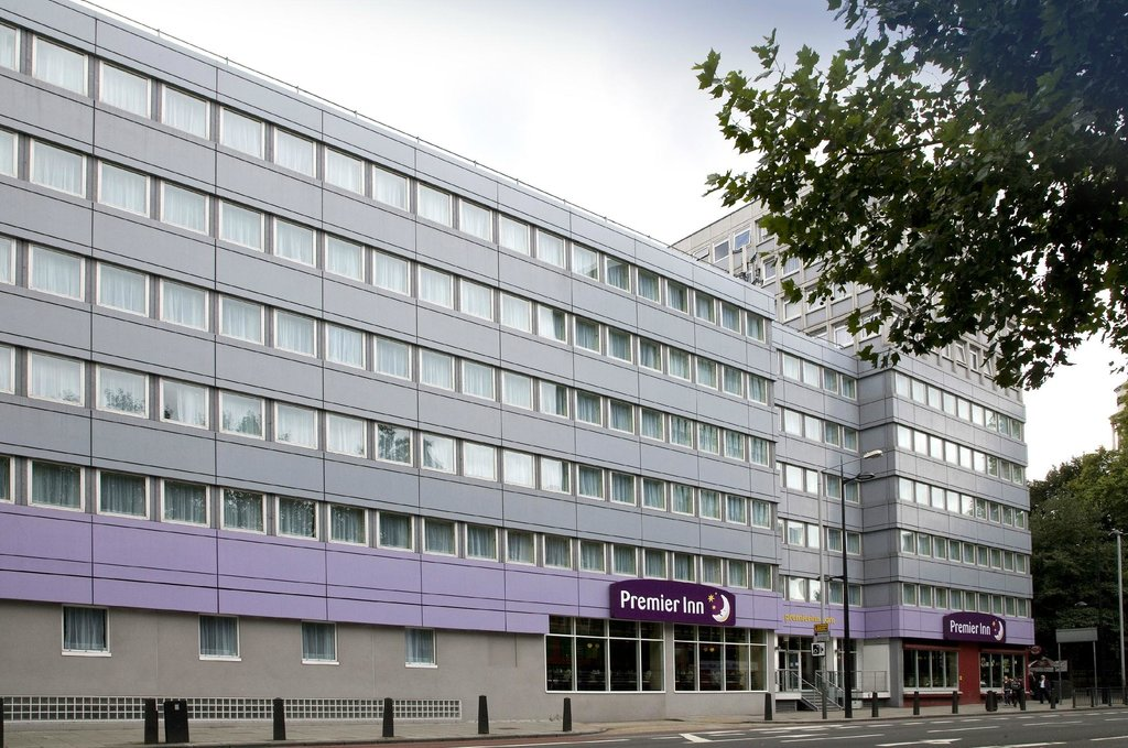 Premier Inn London Euston Hotel