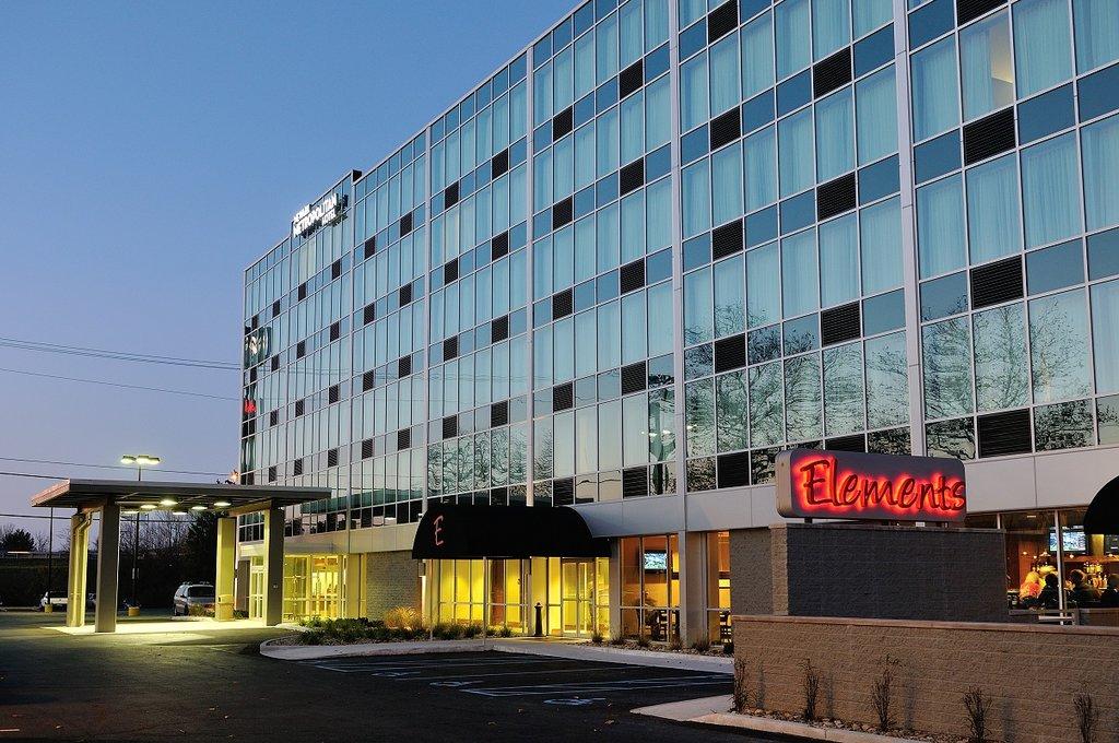 俄亥俄州紐瓦克市希爾頓逸林飯店