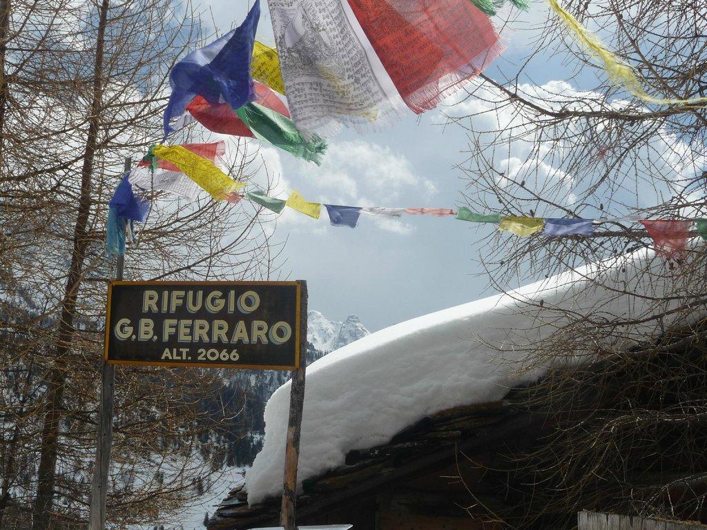 Rifugio G. B. Ferraro