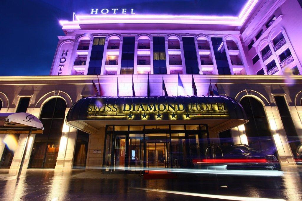 普里什蒂納瑞士鑽石酒店