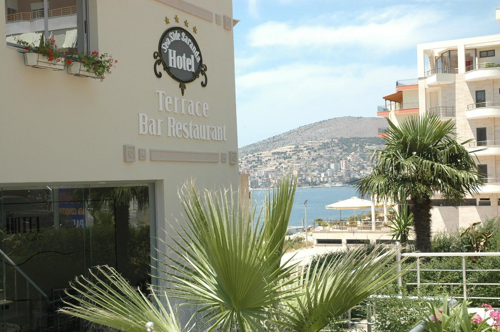 Seaside Saranda Hotel