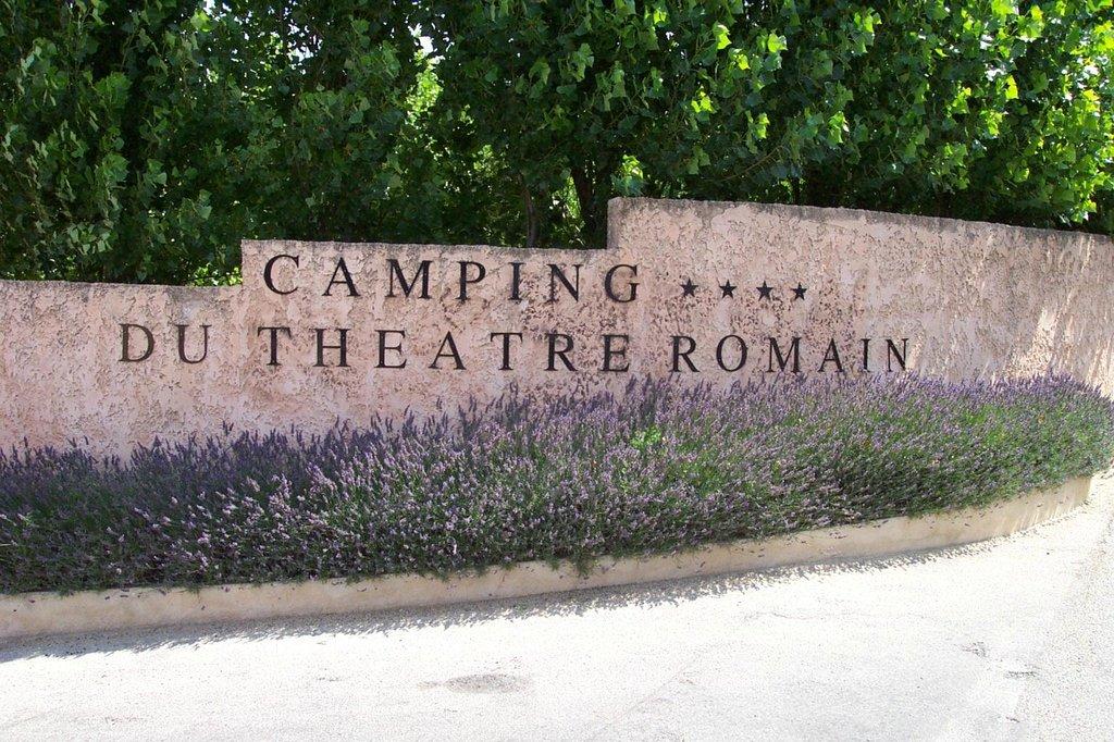 Camping du Theatre Romain