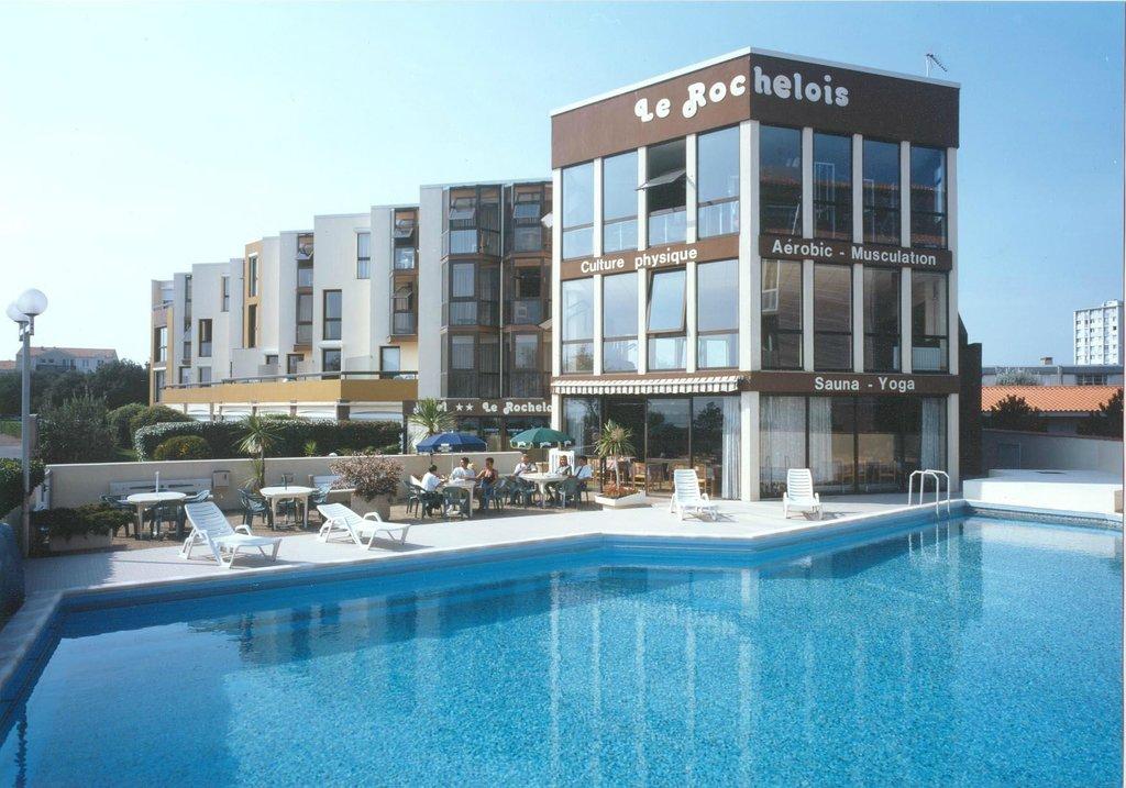 Hotel Le Rochelois