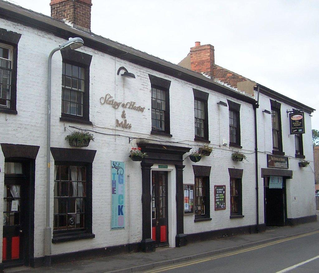 The String of Horses Inn