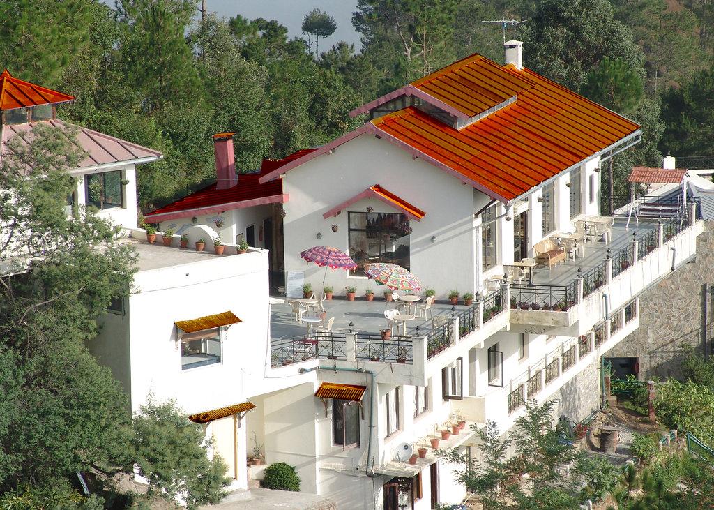Woodsvilla Resort Ranikhet