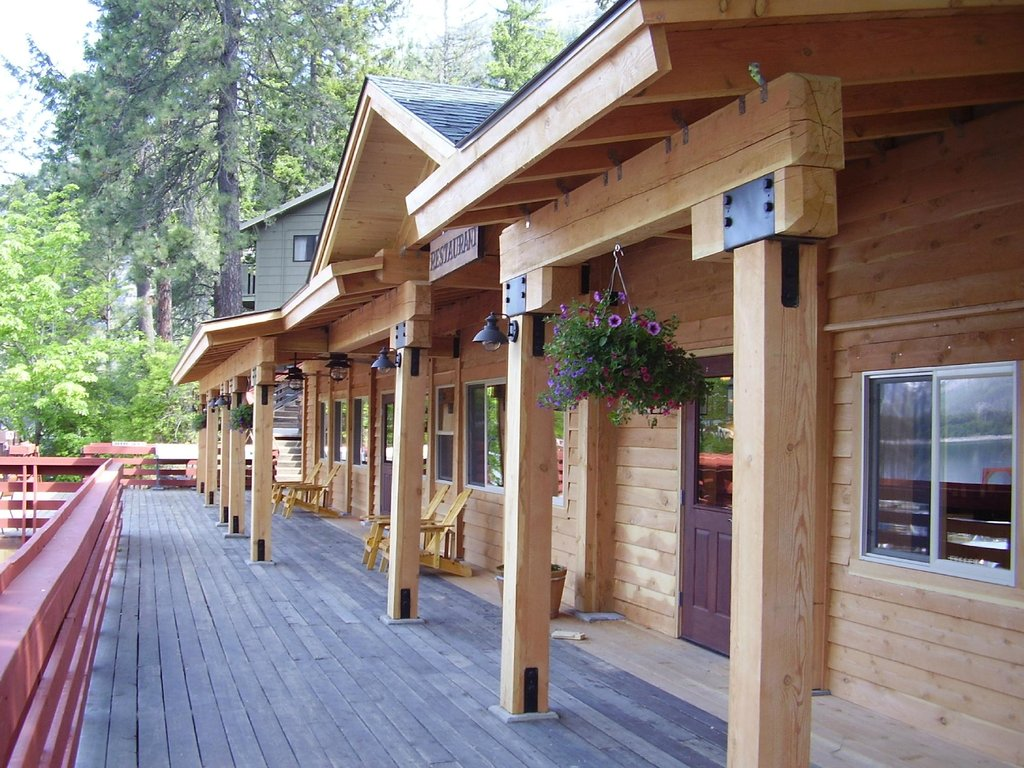 ‪North Cascades Lodge at Stehekin‬