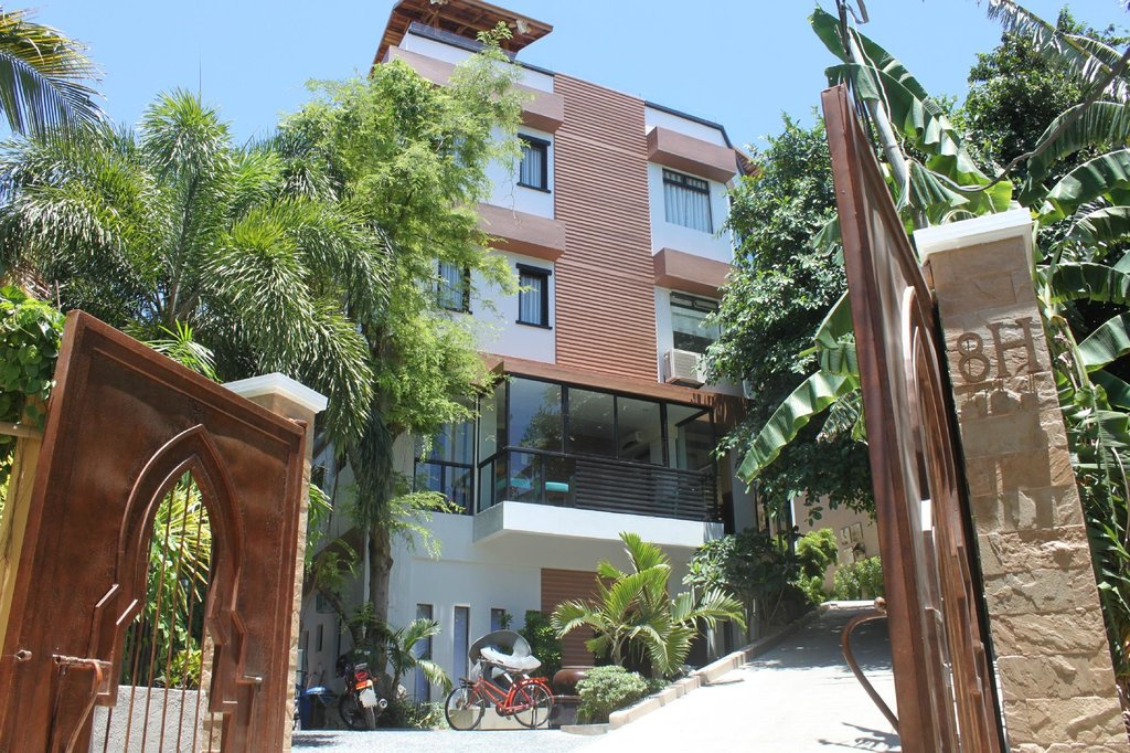 Hampstead Boutique Hotel Boracay