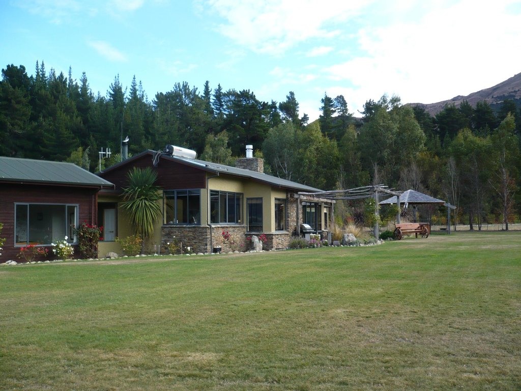 Mount Maude Lodge B&B
