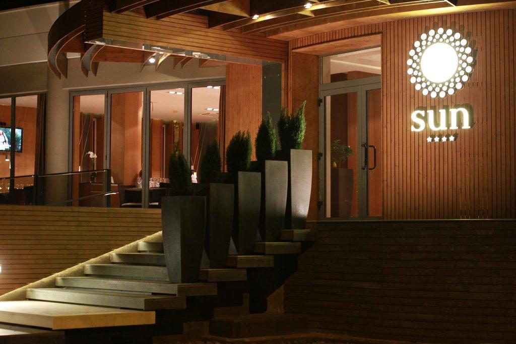 ホテル サン