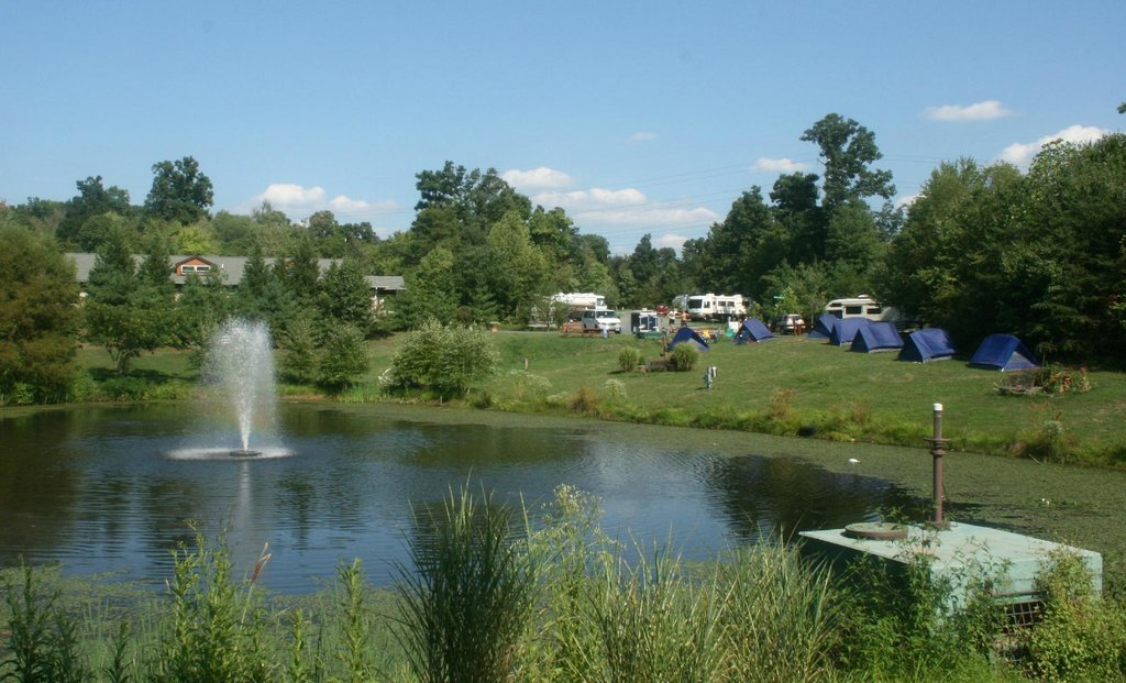 Cherry Hill Park Campground