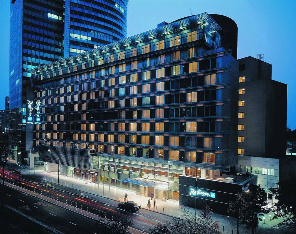 Radisson Blu Centrum Hotel Warszawa