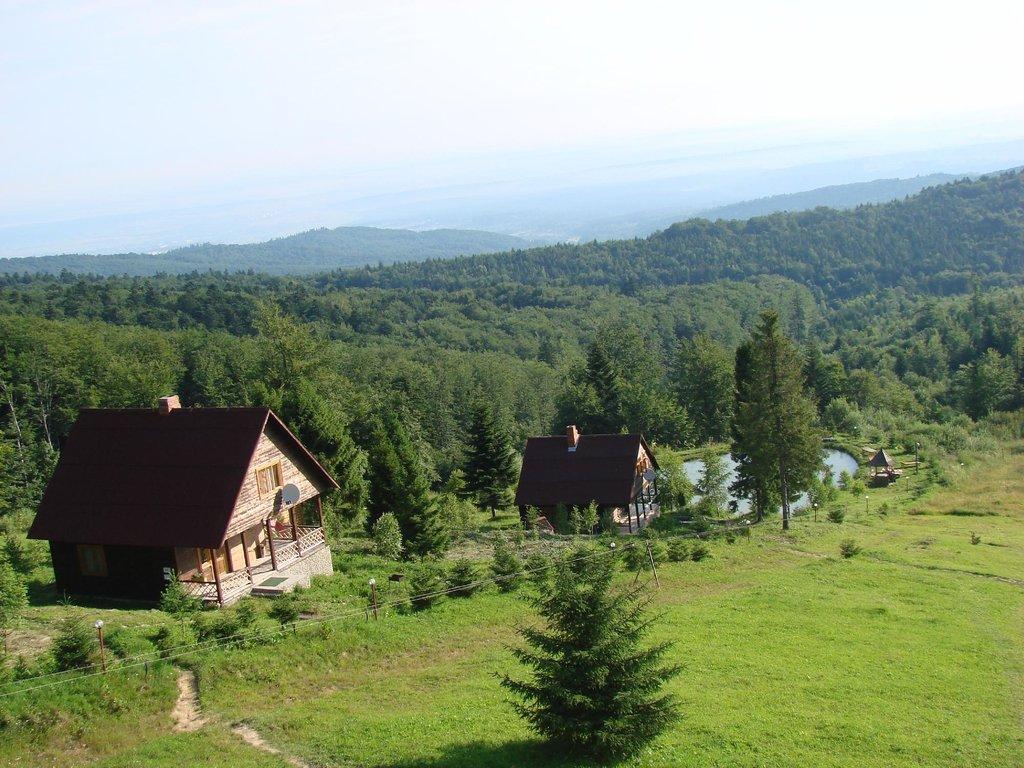 Carpathian Meadows (Karpats'ki Polonyny) Hotel