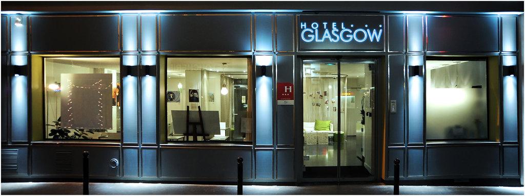 Hotel Glasgow Monceau