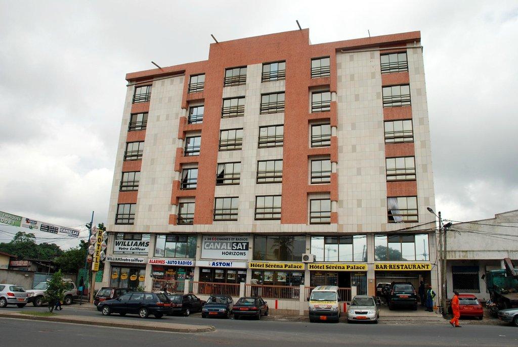 Hotel Séréna Palace