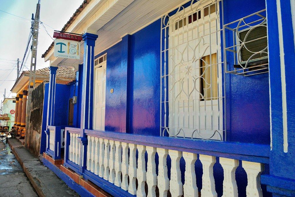 Casa Azul Baracoa