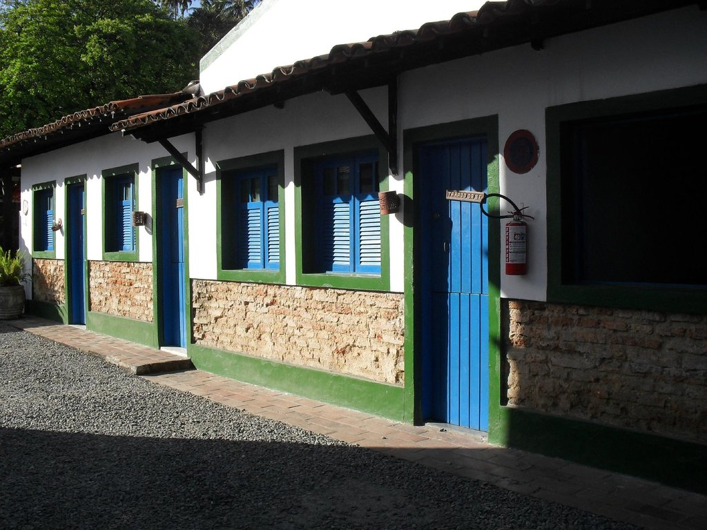 Albergue de Olinda