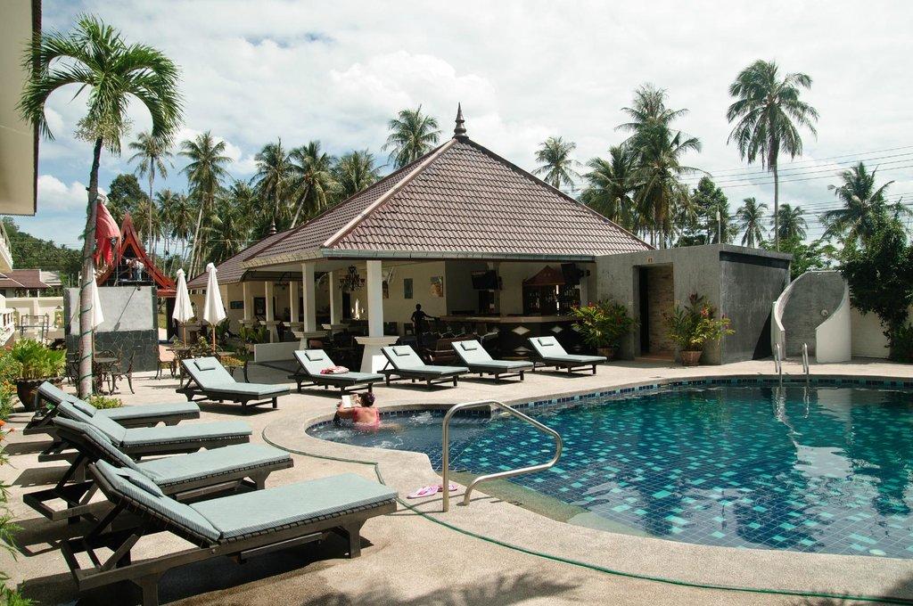 熱帶棕櫚水療度假酒店