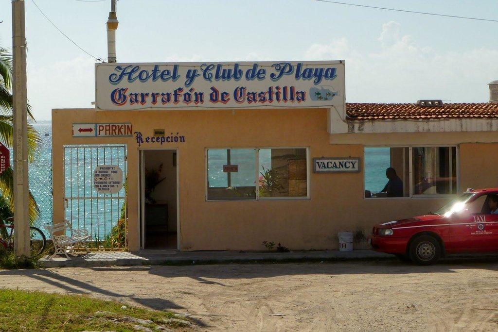 Hotel Garrafon