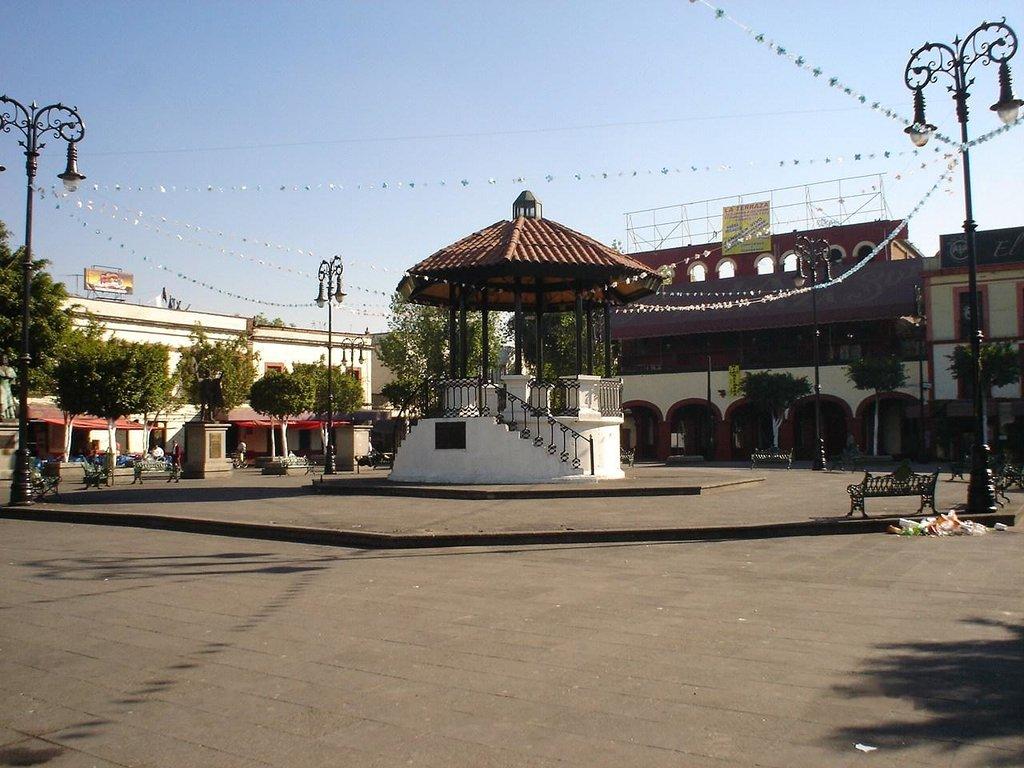 Plaza Luar