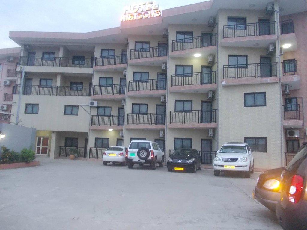 Hotel Hibiscus Louis