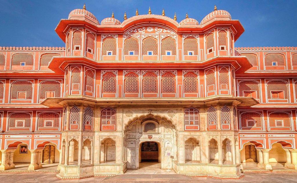 Pink City Palace